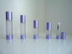 圆柱形真空瓶