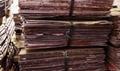Copper Cathodes purity:99.99% min