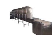 microwave rubber vulcanizing equipment