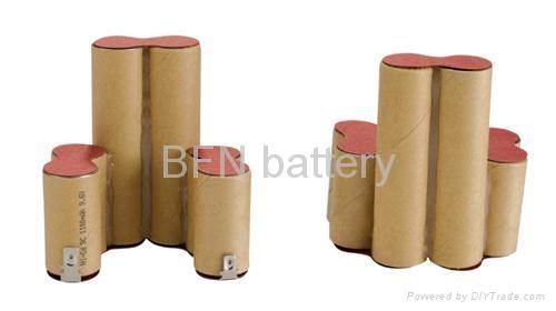 镍镉SC1200mAh 12V电动工具用电池组 5