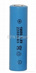 18650 2200mAh 3.7V 圆柱形锂电池