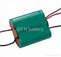 镍氢灯具电池