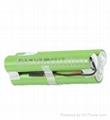 NiMH 18650 3800mAh 7.2V battery for