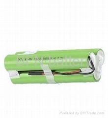 便携式医疗美容仪器用镍氢充电电池