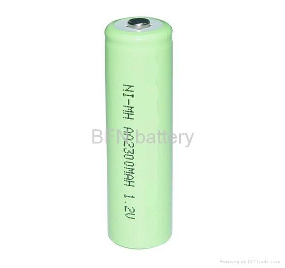 Ni-MH/Ni-CD AA&AAA Rechargeable consumer batteries 1
