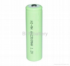 Ni-MH/Ni-CD AA&AAA Rechargeable consumer batteries