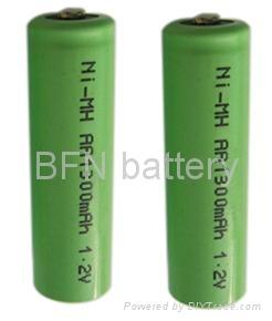 Ni-MH/Ni-CD AA&AAA Rechargeable consumer batteries 2
