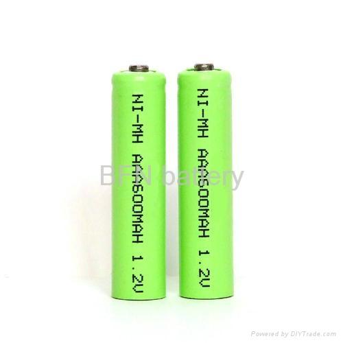 Ni-MH/Ni-CD AA&AAA Rechargeable consumer batteries 3
