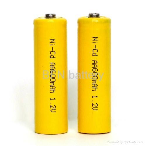 Ni-MH/Ni-CD AA&AAA Rechargeable consumer batteries 5