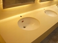 Artificial Quartz Vanity Top