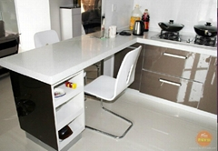 Engineered Quartz Kitchen countertop