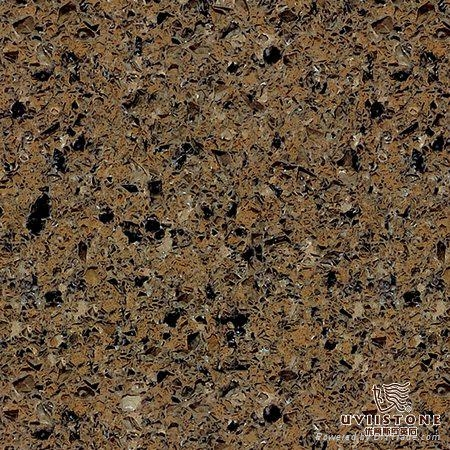Engineered Quartz Vanity Top Dark Color Uviistone