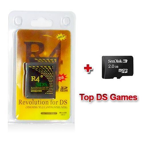 R4i Gold Revolution for 3DS 1