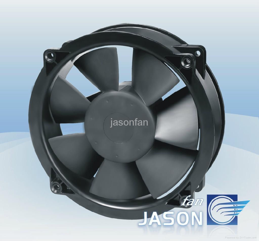 Axial Flow Fans : Axial flow fan fj ab jason china manufacturer