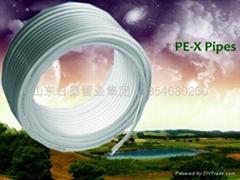 PE-XA地暖管, PEXA交聯聚乙烯管材