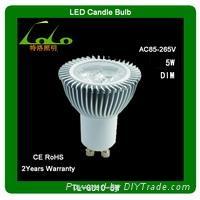 led GU10 5W Spotlight