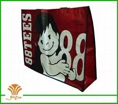 镭射腹膜环保袋