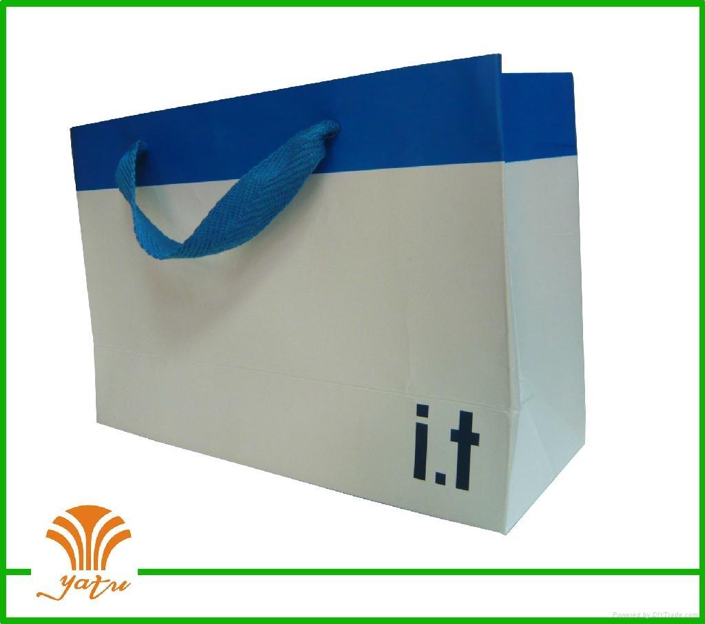 時尚紙袋 1