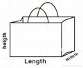時尚服裝包裝紙袋 4