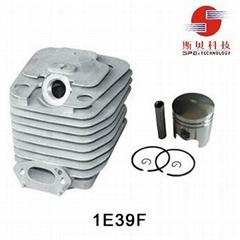 1E39F Chainsaw Engine Cylinder (3800)