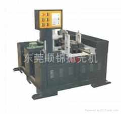 单组方管自动抛光机