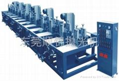 六组方管自动抛光机