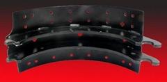 supply trcuk&trailer brake shoes 4707