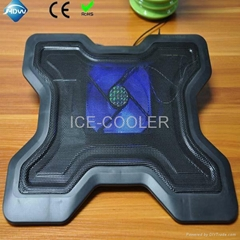 USB Laptop cooler pad notebook cooling fan