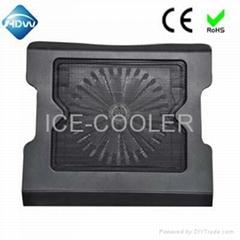 酷睿冰尊ICE-COOLER可调高度笔记本散热器