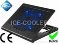 Best design adjustable notebook cooling pad HDW-N17 3