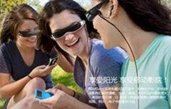 愛視代頭戴式3D顯示器