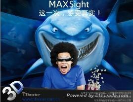 愛視代Maxsight HD920視頻眼鏡 1