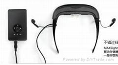 愛視代MaxsightHD920頭戴3D顯示器