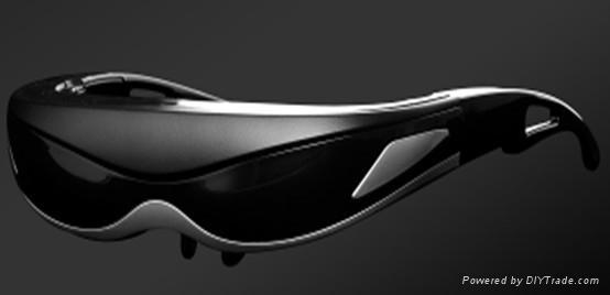 愛視代MaxsightHD920頭戴3D顯示器 2