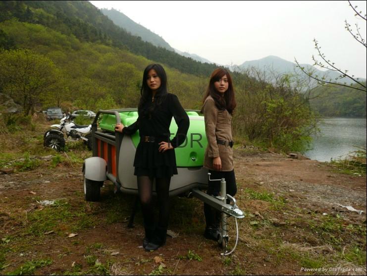 Camper Trailer - TDR001 - TDR (China Manufacturer)