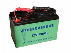 80AH胶体蓄电池