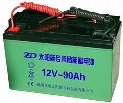90AH 胶体蓄电池