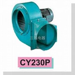 grass green centrifugal fan