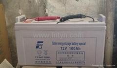 太阳能储能胶体蓄电池