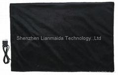 2-plug USB blanket  LM-802