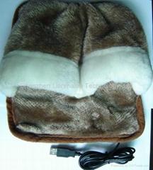 USB 保暖鞋