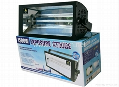 1500W Exposure strobe light with DMX