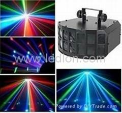 20W Quad Color LED Derby Light
