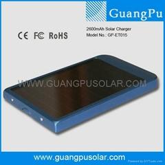 太阳能USB充电器