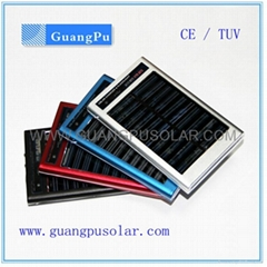 GP-ET013 2600mAh Portable Solar Charger with Flashlight