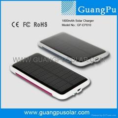 苹果太阳能充电器