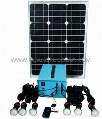 Mini Solar Home Light System-GPD308