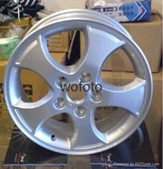 alloy wheel fit for KIA Forte