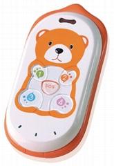 帶考勤功能的GPS定位儿童手機