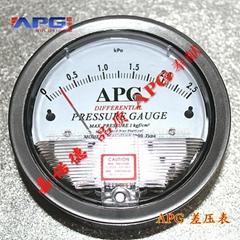 天津2.5KPa指針差壓表